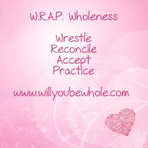 wrap wholeness